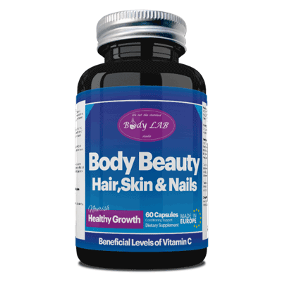 Body Beauty - Hair, skin and nails formula