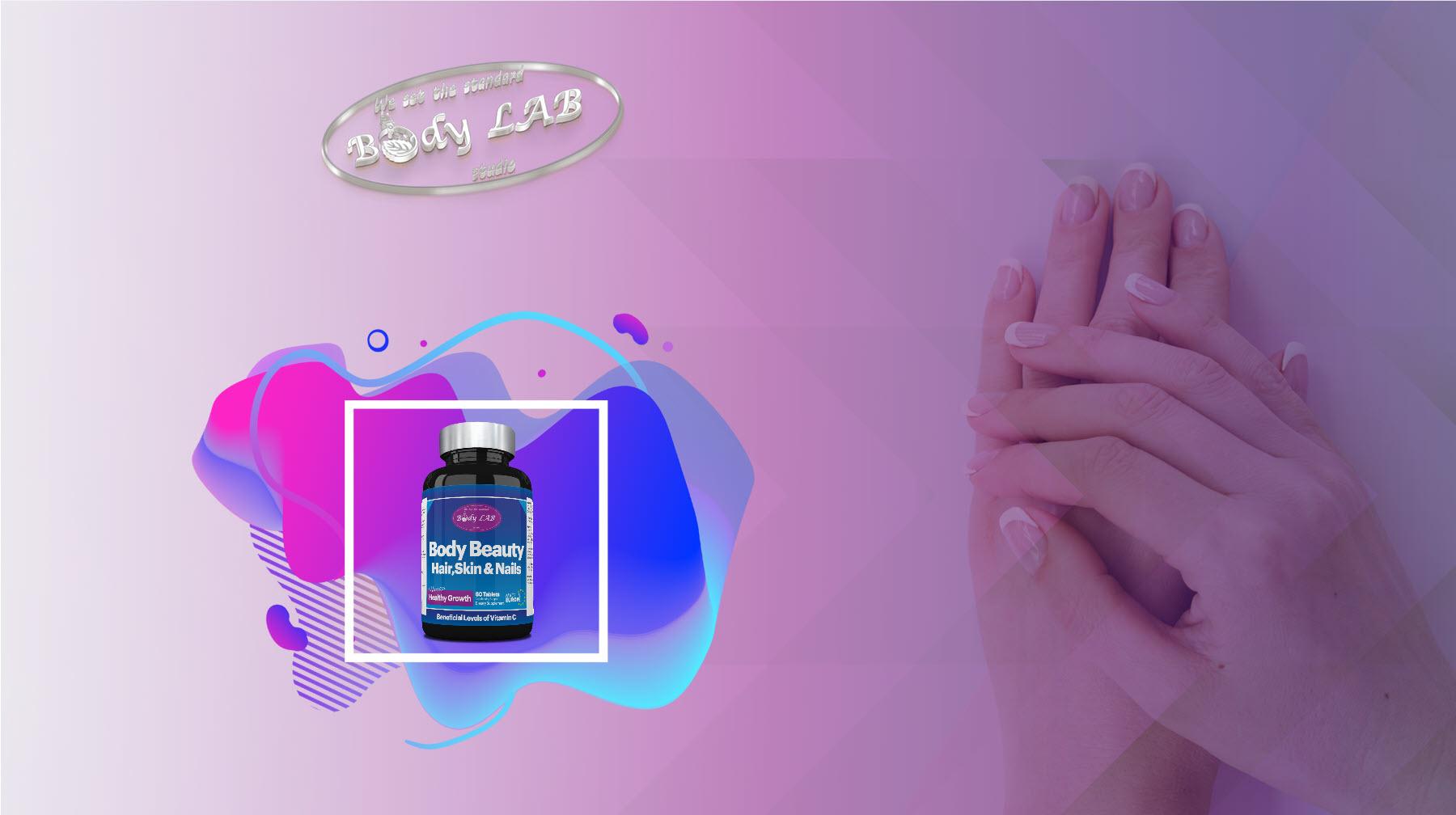Body Beauty - Коса, кожа и нокти формула от BodyLAB Studio