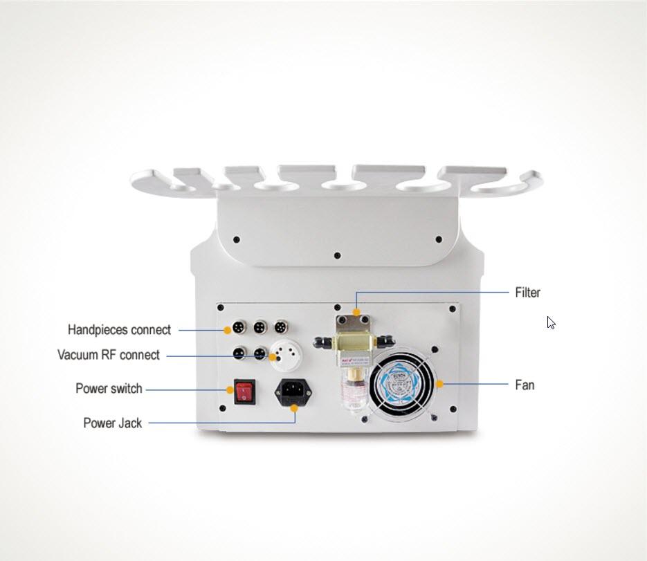 Aпарат за кавитация, вакуум и RF лифтинг - BL-CruiserMk I