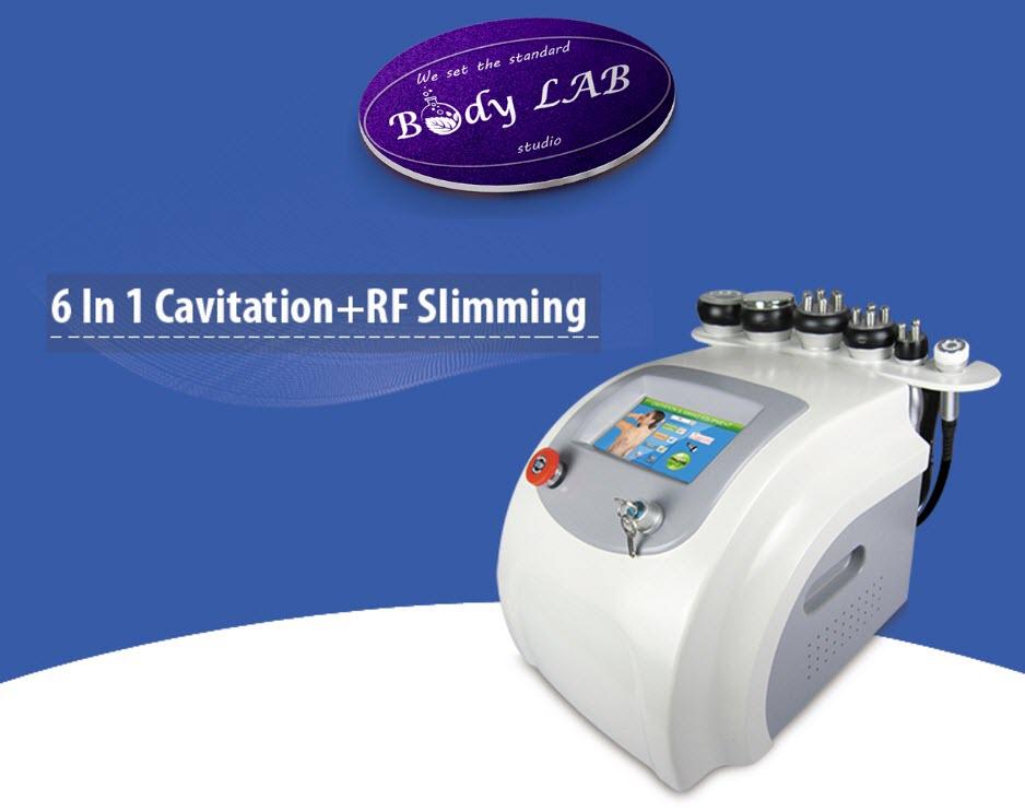 Апарат за кавитация, вакуум и RF лифтинг - BL-CruiserMk I