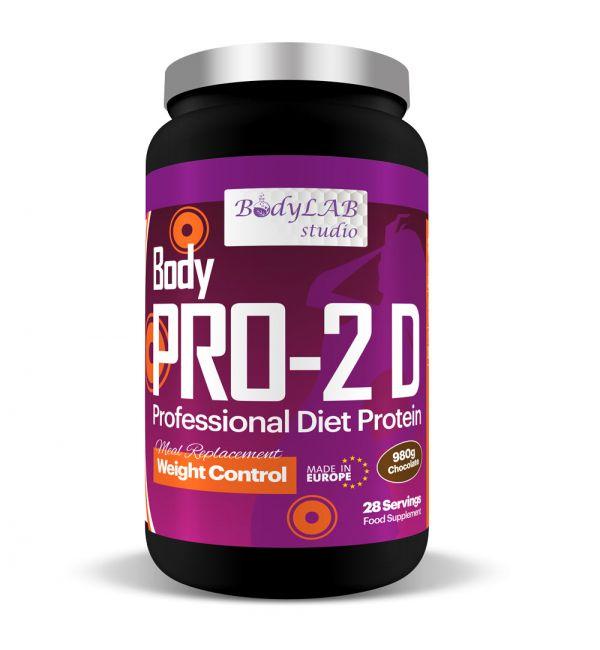 Диетичен протеин Body PRO-2 D