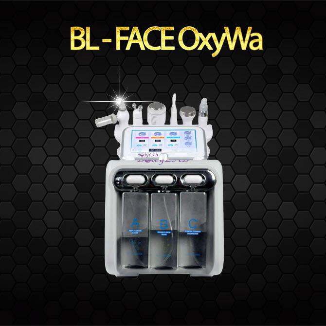 Апарат за лице - кислородна мезотерапия и водно дермабразио BL-FACE OxyWa от BodyLAB Studio