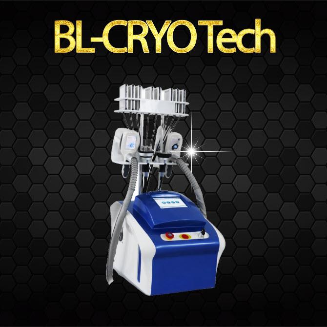 Апарат за Криолиполиза и Липолазер BL-CRYO Tech