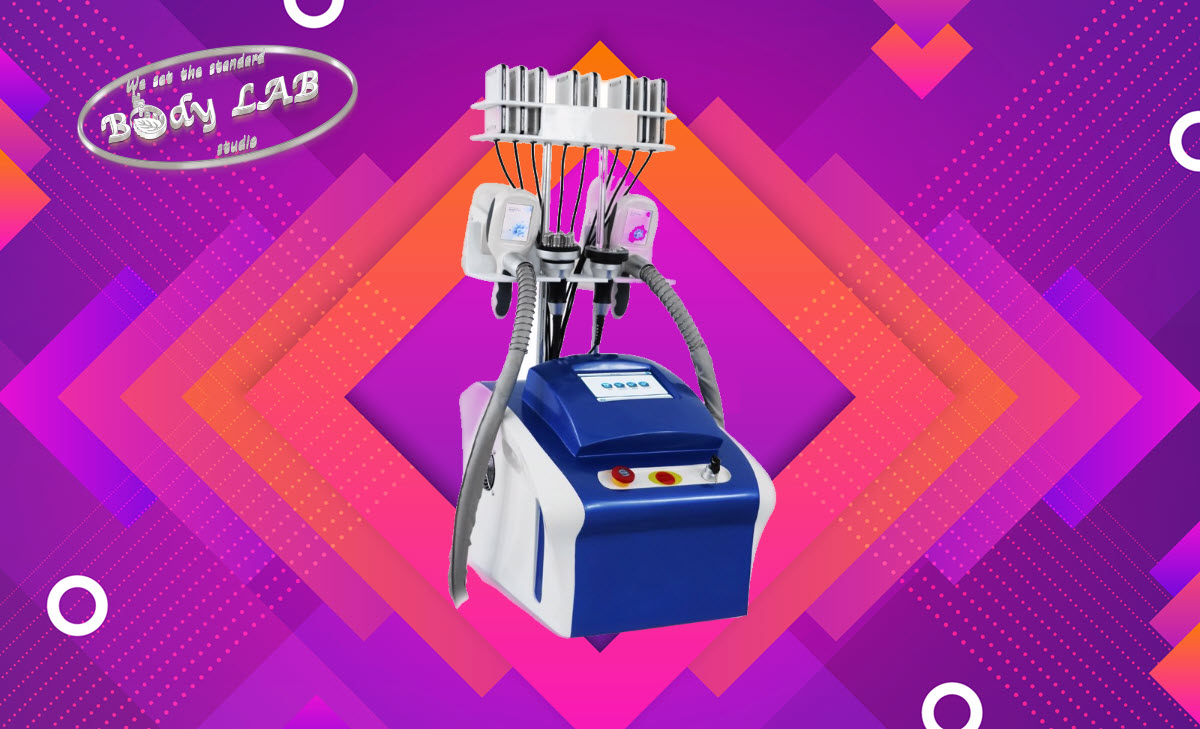 Апарат за Криолиполиза и Липо лазар BL-CRYO Tech